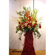 香港鲜花,开业大吉