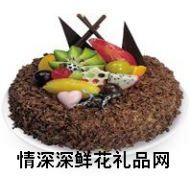 圣�Q蛋糕,黑森林