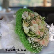 新加坡,玫瑰花束