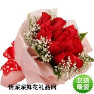 生日鲜花,美丽心情