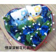情人节鲜花,最爱是你