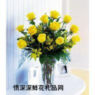 上海鲜花,激情燃烧的岁月