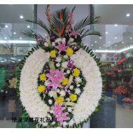 哀思鲜花,葬礼花圈4