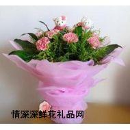 教师节鲜花,花语