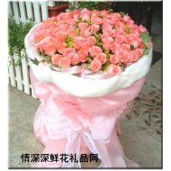 台湾鲜花,冬日恋歌