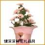 鲜花盆栽,扶朗