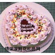 生日蛋糕,心的呼唤