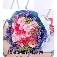 父亲节鲜花,谢谢您的爱