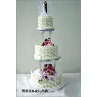 婚礼蛋糕,喜结良缘