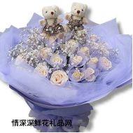 爱情鲜花,我们的爱