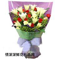 台湾鲜花,念念深情