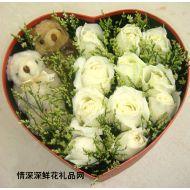 七夕节鲜花,爱情见证-七夕