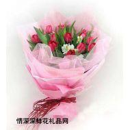 元旦鲜花,温柔的倾诉