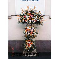 清明节鲜花,葬礼花篮5