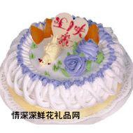 生日蛋糕,生肖蛋糕
