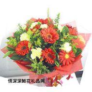 天津鲜花,祝福