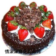 巧克力蛋糕,草莓芝士(上海麦欧品牌)