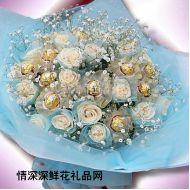 生日�r花,甜蜜生日