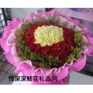 母亲节鲜花,感恩之心 精品推荐