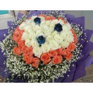 玫瑰花,情系情