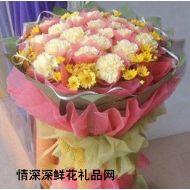 教师节鲜花,真情