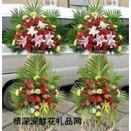 商务鲜花,大吉大利