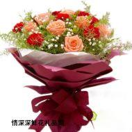 祝福鲜花,美好祝福