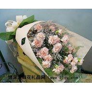 国庆节鲜花,祝母亲永远年轻美丽
