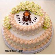 国际蛋糕,美好祝福(欧洲)