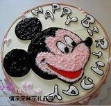 卡通蛋糕,相��o�g(8寸)