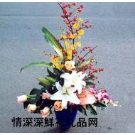 家庭�r花,幸福源泉