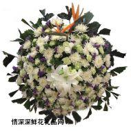 清明节鲜花,永远怀念