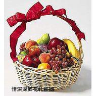 水果礼篮,期待重聚