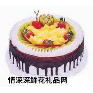 艺术蛋糕,水果之恋