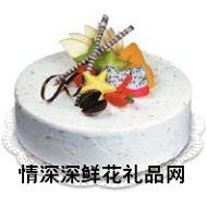 慕斯蛋糕,梦幻王朝(西番莲慕斯)