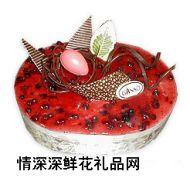 慕斯蛋糕,慕思蓝莓