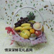 水果礼篮,健康有约