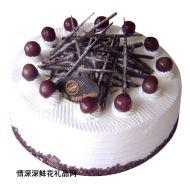 巧克力蛋糕,黑森林