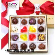 精美巧克力,Amovo魔吻巧克力 B2116