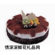巧克力蛋糕,夏日�L情