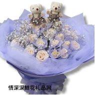 春节鲜花,我们的爱