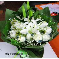 深圳鲜花,你是?#19994;?#26368;爱