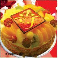 祝寿蛋糕,祝寿蛋糕1