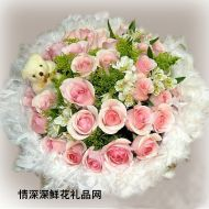 友情鲜花,生命之歌