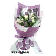 春节鲜花,不变的爱