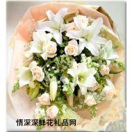 百合花,�H密�偃�