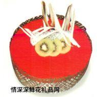 慕斯蛋糕,红莓巧思(10寸)