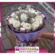 情人节鲜花,爱的纪念日