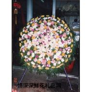 清明节鲜花,葬礼花篮12