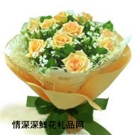 友情鲜花,快乐每一天